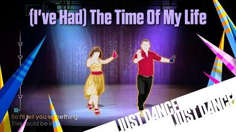 Just Dance 4 - (I've Had) The Time Of My Life