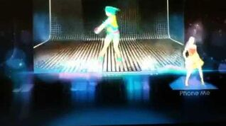 Just Dance 4 - Good Feeling (Puppet Master Mode)