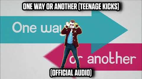 One Way Or Another (Teenage Kicks) (Official Audio) - Just Dance Music