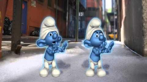 Smurfs Dance Party - Welcome To NY