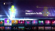 Acceptable jd2016 menu PNG