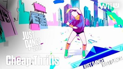 Cheap Thrills - Just Dance 2017 (8th-Gen)