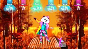 Daddycool gameplay