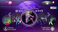 Heyboy jd3 menu