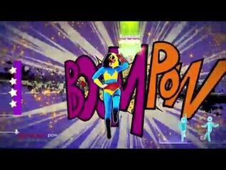 Just Dance 2016 - Kaboom Pow