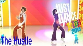 The Hustle -- Just Dance Kids 2014