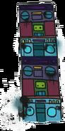 Apache background element 5