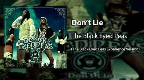Don't Lie (The Black Eyed Peas Experience Version)