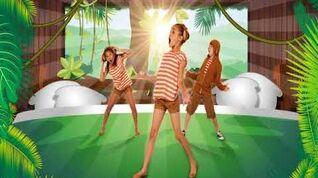 Five Little Monkeys - Just Dance Kids 2 (No GUI)