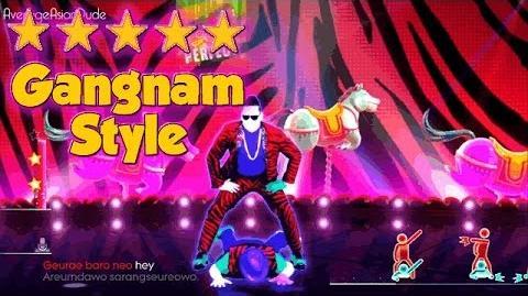Just Dance 2014 - Gangnam Style - 5* Stars (DLC)