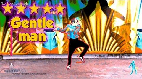 Just Dance 2014 - Gentleman - 5* Stars