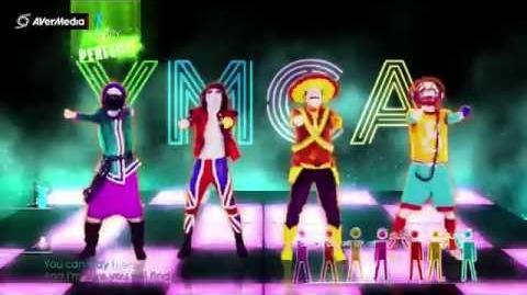 Just Dance 2014 - YMCA