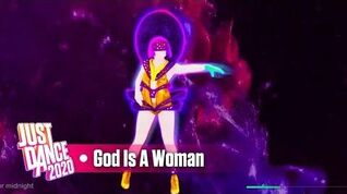 Just Dance 2020 - God Is A Woman