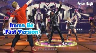 The Black Eyed Peas Experience - Imma Be (Fast Version) - S Rank