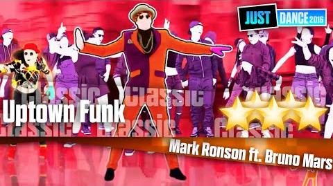 Uptown Funk - Mark Ronson ft