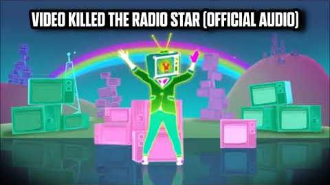 Video Killed The Radio Star (Official Audio) - Just Dance Music