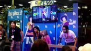 Comic Con 2011 - Just Dance 3