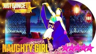 Naughty Girl - Just Dance 2019