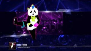 The Black Eyed Peas - I Gotta Feeling (Just Dance 2016 In-Game Version)