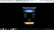 Footloose for dob... WOT