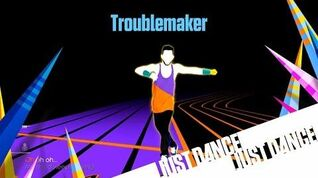 Just Dance 2014 - Troublemaker Sweat