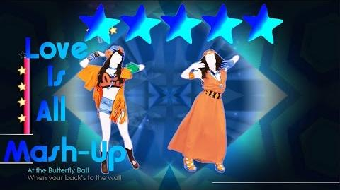 Just Dance 2015 - Love Is All (Mash-Up) - 5 Stars