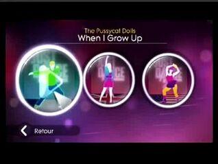 Just Dance 2 - When I Grow Up (Contest Winner 1)