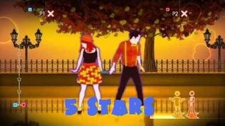 Just Dance 4 - One Thing - 5 Stars