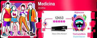 Medicina M617Score
