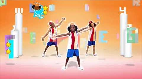 Alphabet Song - Just Dance 2018 (Kids Mode)