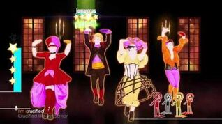 Crucified - Just Dance 2016