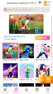 Gotmedancing jdnow menu phone 2020
