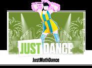 JustMathDance 2017 Sticker