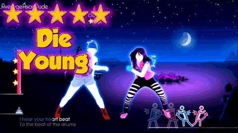 Just Dance 2014 - Die Young - 5* Stars (DLC)