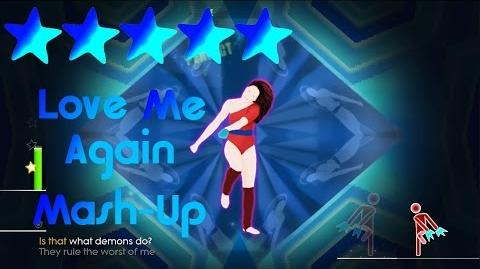 Just Dance 2015 - Love Me Again (Mash-Up) - 5 Stars