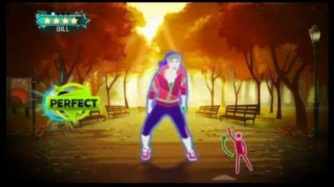 Just Dance 3 (DLC) - Beat Match Until I'm Blue - 5 Stars