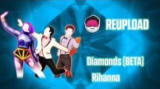 Diamonds (BETA) Just Dance 2015 Beta Mashup