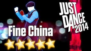 Just Dance 2014 - Fine China - 5 stars