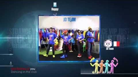 Just Dance 2015 - You're On My Mind JD Team - VIP