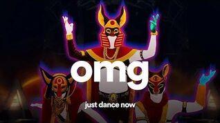 Just dance now omg by arash ft