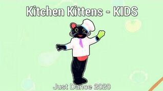 Kitchen Kittens (Normal Scoring) - Just Dance 2020