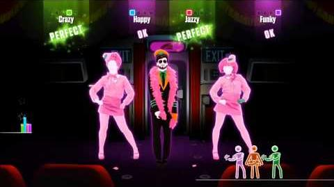 Frankie Bostello - Mahna Mahna - Just Dance 2015 - Preview - Gameplay -UK-