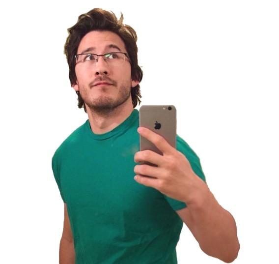 Markiplier Selfie 2016