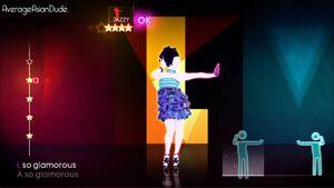 Glamorouscusto gameplay
