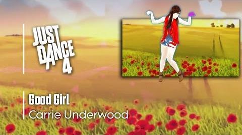 Good Girl - Just Dance 4