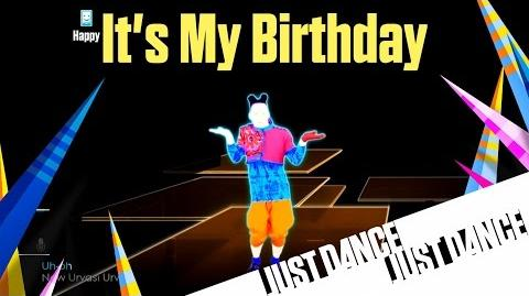 It's My Birthday (Bollywood Dance) - Just Dance 2015