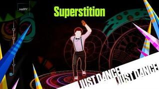 Just Dance 4 - Superstition