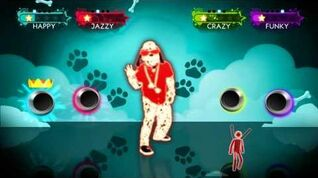 Who Let the Dogs Out? - Just Dance 3 (Zwiastun UK)