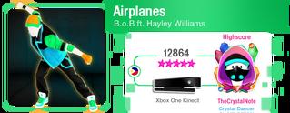 Airplanes M617Score