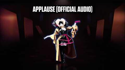 Applause (Official Audio) - Just Dance Music